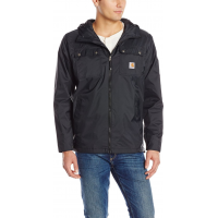 Carhartt 100247 Men's Rockford Jacket Black