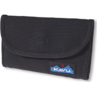 Kavu Big Spender Women's Wallet Black