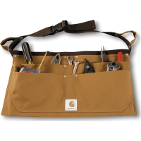 Carhartt A09 Duck Nail Apron Brown