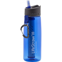 Lifestraw Go with 2-Stage Filtration Pink