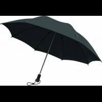 EuroSCHIRM Swing Liteflex Trekking Umbrella Black