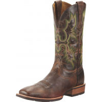 Ariat Men's Tombstone Boots Weathered Chestnut