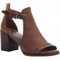 Otbt Women's Metaphor Sandal Medium Brown