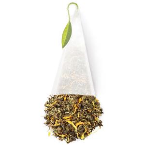 Tea Forte Skin Smart Cucumber Mint Green Tea Infusers - 48 Infuser Event Box