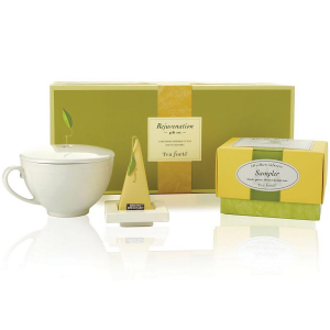 Tea Forte Rejuvenation Gift Set - 1 Rejuvenation Gift Set
