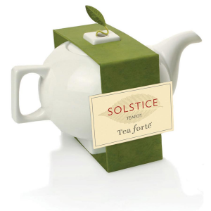 Tea Forte Solstice Teapot With Band - 12 oz Teapot