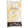 Belgian Dark Chocolate Baking Callets (Chips) - 53.1% - 22 lb bag