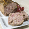 Rabbit Pate with Prunes and Cognac - 3.4 lb terrine