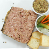 Pate de Campagne with Black Pepper - Traditional - 3.4 lb terrine