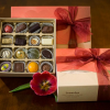 Leonidas Valentine's Day Gift Box - 16 piece Square Box