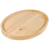 Tea Forte Oval Wooden Tray - Maple Oval Tray