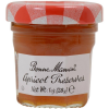 Bonne Maman Apricot Preserves - Mini Jars - 15 count 1 oz mini jars