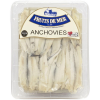 White Anchovies Marinated in Sunflower Oil - 7 oz
