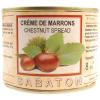 Chestnut Spread - Creme de Marrons - 9 oz