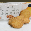 French Butter Cookies with Sea Salt and Caramel - 1 box - 5.29 oz