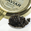 American Black Bowfin Caviar - Malossol - 0.5 oz, glass jar