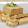Smoked Salmon And Spinach Mousse Pate - All Natural - 7.0 oz