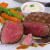 Wagyu Tenderloin Steaks, MS3 - 12 pieces, 6 oz ea