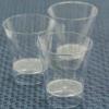 Transparent Cristal Clear Athos Glass - 200 units