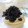Osetra Russian Caviar - Malossol, Farm Raised - 1 oz, glass jar