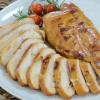 Smoked Chicken Breasts - 16 pieces, 8-10 oz ea