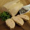 Whole Lobe of Fresh Duck Foie Gras (Duck Liver) - Grade B - Flash Frozen - 1.8 lb whole lobe