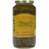 Spanish Capers Non Pareil - 6 jars - 32 oz