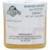 Kosher Golden Whitefish Caviar - Orthodox Union - 1 lb