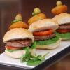 Wagyu Beef Sliders - 80 patties, 2 oz ea