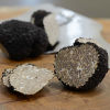 Fresh Black Summer Truffles from Italy - small - 2 oz - 2-3 pieces