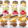 Petits Fours - Sweet Cravings - 58 pc box