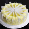 Molly's Lemon Layer Cake - 2 layer, 10-inch cake (16 slices)