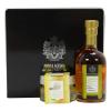 Gift Box: White Balsamic Pearls and White Balsamic Condiment - 1.7 oz jar + 3.4 fl oz bottle