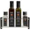 Italian Table Set - Olive Oil, Vinegar, Salt and Pepper - 1 set