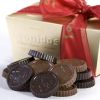 Leonidas Plain Chocolate Finesse - 1 lb ballotin box