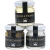 Truffle Trio: Truffle Salt, Truffle Carpaccio, Truffle Honey - 1 Truffle Trio Set