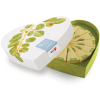 Tea Forte Teas for the Heart Collection - Heart Box - 12 Infusers Heart Box