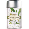 Tea Forte Jasmine Green Green Tea - Loose Leaf Tea Canister - 50 Servings Canister