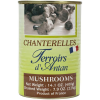 Chanterelle Mushrooms in Water - 7.9 oz can
