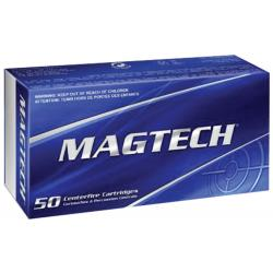 MagTech Handgun Ammunition .40 S&W 180 gr JHP 990 fps 50/Box
