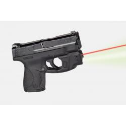 LaserMax Centerfire Laser w/GripSense - Red S&W Shield 9mm, .40 cal