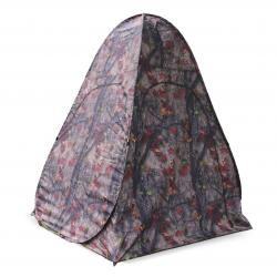 HME Spring Steel 100 Ground Blind - Stick and Limb Camo