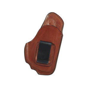 Bianchi Model100 Professional Inside Waistband Holster Ruger LC9 w/Crimson Trace Laserguard 3.12 Barrel 9mm Luger RH, Tan