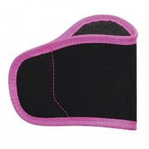 Grovtec GT Multi-Fit Holster fits Medium & Large Handguns – Black/Pink