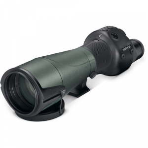 DEMO Swarovski STR 65 Spotting Scope – 65mm Straight Illum. MOA Duplex Reticle (Eyepiece Sold Separately)