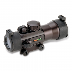 Truglo Traditional Red Dot Sight – 2x42mm 2.5 MOA Black