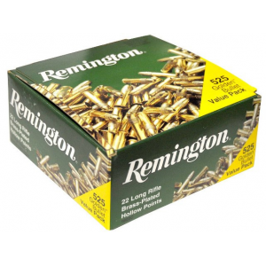 Remington Golden Bullet Rimfire Ammunition .22 LR 36 gr HP 525/box