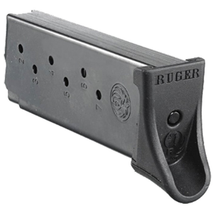 Ruger Handgun Magazine for LC9 & LC9S 9mm Luger 7rds Black