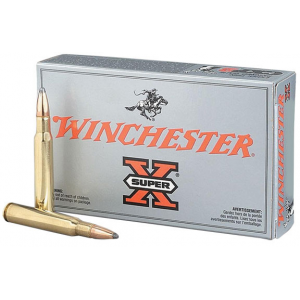 Winchester Super-X Power Point Rifle Ammunition 7mm Rem Mag 175 gr PSP 2960 fps – 20/box