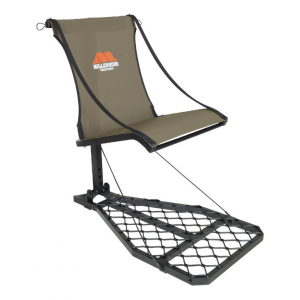 Millennium M100U Ultralight Hang-On Tree Stand Includes NEW Safe-Link 35′ Safety Line